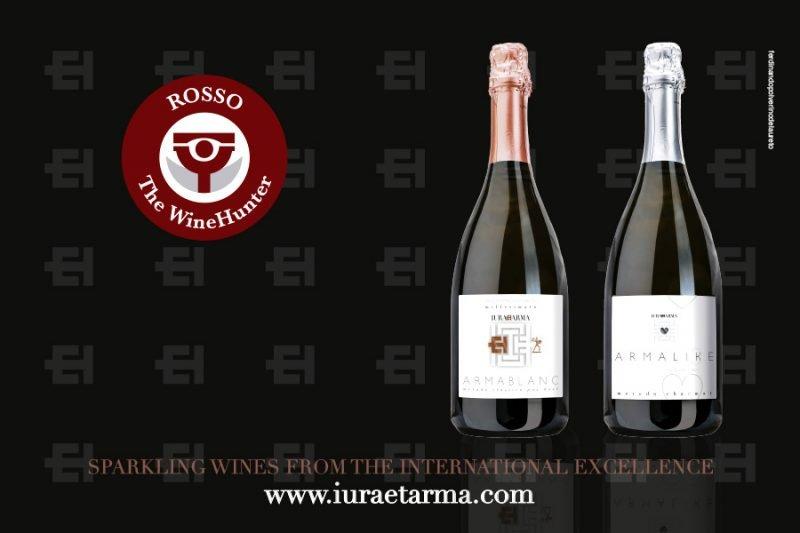 Armablanc e Armalike Wine Hunter
