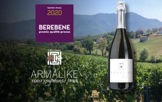 Armalike premio qualità prezzo Berebene 2020 del Gambero Rosso